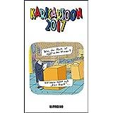 Karicartoon 2017: 365 KariCartoons von 80 ZeichnerInnen