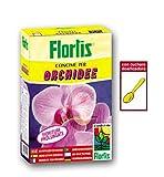 FLORTIS CONCIME PER ORCHIDEE 300 GR CURA GIARDINAGGIO ESTERNO immagine