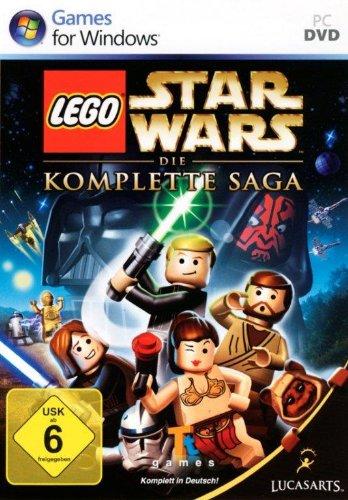 Preisvergleich Produktbild Lego Star Wars - Die komplette Saga [Software Pyramide] - [PC]