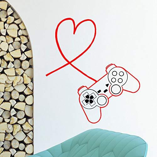 Zaosan Pferd Kunst Applique Auto Aufkleber Dekoration Wandbild Tier Video Game Controller Aufkleber