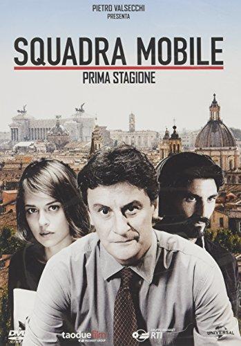 Universal Pictures Dvd squadra mobile - stagione 0 Universal Mobile Store