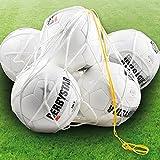 B + D–bolsa de red para 12balones de fútbol