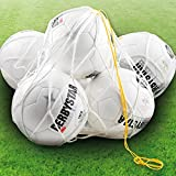 b+d Ball-Tragenetz für 12 Bälle