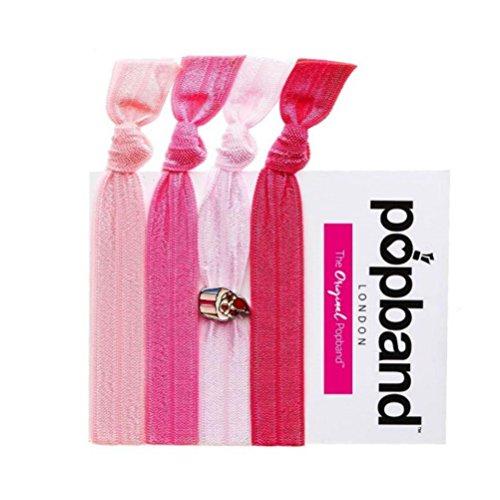 PopBand - 4er-Pack Haarbänder - Sweetie (Niedlich Teenager-outfit Ideen)