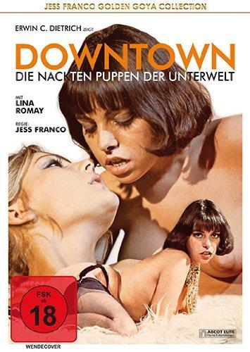 Downtown (1975) ( Downtown - Die nackten Puppen der Unterwelt ) ( Down town ) [ NON-USA FORMAT, PAL, Reg.0 Import - Germany ]