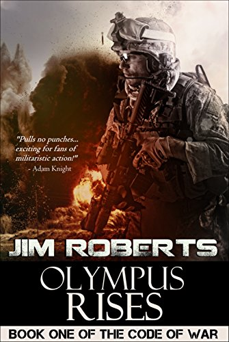 free kindle book Olympus Rises (The Code of War Book 1)