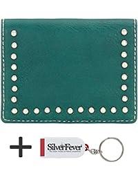 American West Bandana Amour Men's or Women's Bi Fold Wallet