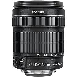 Canon - Objectif EF-S 18-135 mm f/3,5-5,6 STM (Reconditionné)
