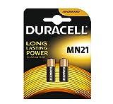 Duracell Alkaline Security Batterie, A23 / K23A LRV08, 12V, haltbar bis 2017