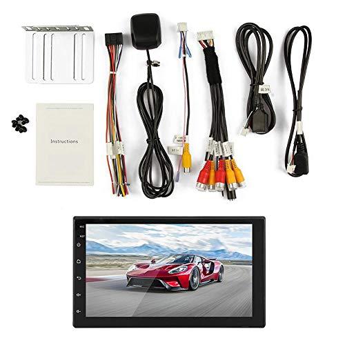Android 7.1 System 16g Speicher Touchscreen Taste 2 DIN 7 Zoll HD Auto Bluetooth MP5 Auto Dual Barren Universal GPS Navigation Einteilige - Hd-floor-maschine