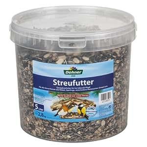 Dehner Streufutter, 5 l