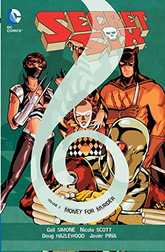 Secret Six Volume 2 TP