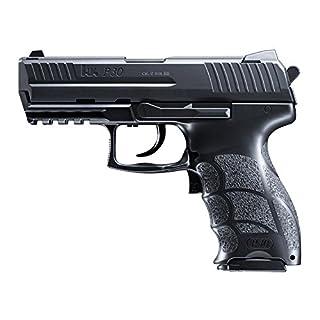 HECKLER & KOCH Softair P30 electric mit Maximum 0.5 Joule Airsoft Pistole Schwarz One Size