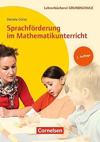 Lehrerbücherei Grundschule: Sprachförderung im Mathematikunterricht (2. Auflage): Buch mit Kopiervorlagen