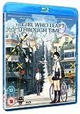 La chica que saltaba a través del tiempo / The Girl Who Leapt Through Time ( Toki o kakeru shôjo ) [ Origen UK, Ningun Idioma Espanol ] (Blu-Ray)