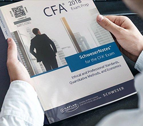 2018 CFA Level 2 Kaplan Schweser: Books 1-5, Practice Exam Vol 1 & Vol 2,  QuickSheet