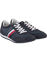 Tommy Hilfiger Corporate Material Mix Runner, Sneaker Uomo