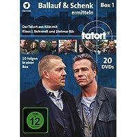 Tatort - Ballauf & Schenk ermitteln Box 1