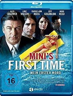 Mini's First Time [Blu-ray]