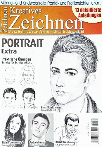 Kreatives Zeichnen Nr. 5, 2015 - Die Zeitschrift, die das Zeichnen Schritt für Schritt erklärt...