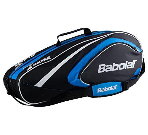 bf558051 Babolat X 6 Club Fundas para raquetas de tenis, Unisex adulto, Azul, Única