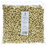 "1001Frucht Große Cashewkerne, naturbelassen-Cashew ""EXTRA KLASSE"" Nachhaltig, 1er Pack (1 x 1 kg)"
