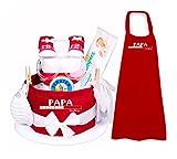 Trend Mama Windeltorte Papa Loading. das Geschenk für den werdenden/frischgebackenen Papa