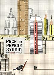 Peck & Revere Studio Two-Pocket Journal