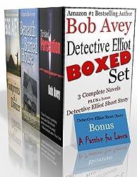 Detective Elliot Boxed Set (English Edition)