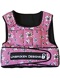 Adjustable Weighted Vest For Fitness Workouts For Men/Women - Adjustable, Light Weight Vest, Weight Training Jacket...