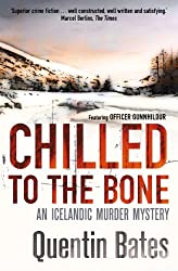 Chilled to the Bone (Gunnhildur Mystery Book 3)