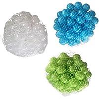 Bälle für Bällebad gemischt mix mit türkis, hellgrün und transparent preisvergleich bei kleinkindspielzeugpreise.eu