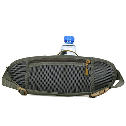 Outdoor-ultra-dünnen Körper Taschen Riding Kettle Sets von 40 Nylon * 15cm 4