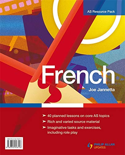AS French Teacher Resource Pack (+CD) (As/A-level Photocopiable Teacher Resource Packs)