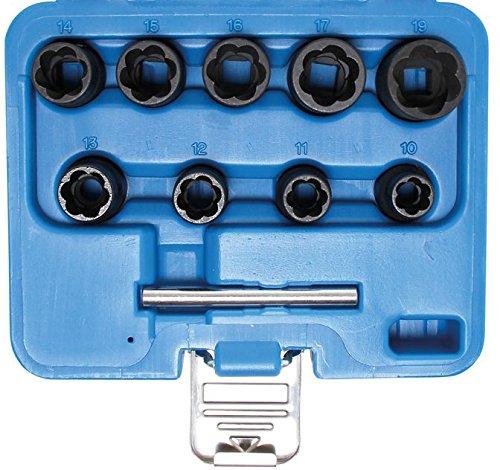 Bgs spécial douilles 10-19 mm, 10 mm, 10 pièces, 1 pièce, 5265