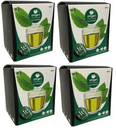 Cápsulas Compatibles Dolce Gusto Té Marrakech 64 Bebidas