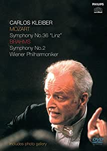Carlos Kleiber - Mozart: Symphonie Nr. 36, Brahms Symphonie Nr. 2