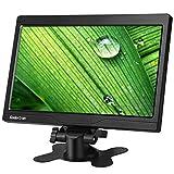 Koolertron CCTV Monitor 1080P mit HDMI/VGA/AV Port Halterung für DSLR/PC/Videoüberwachung/DVD/Auto/Heim/Büro