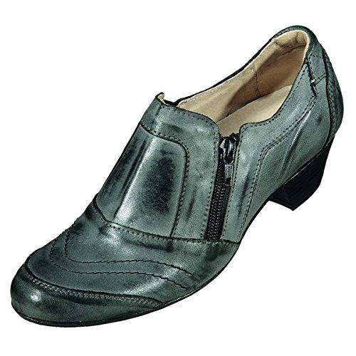 290238 Miccos shoes, escarpins femme Gris - Gris