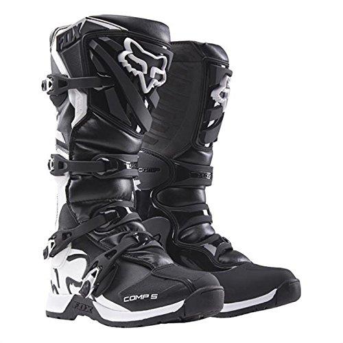 Fox Motocross-Stiefel Comp 5 Schwarz 45