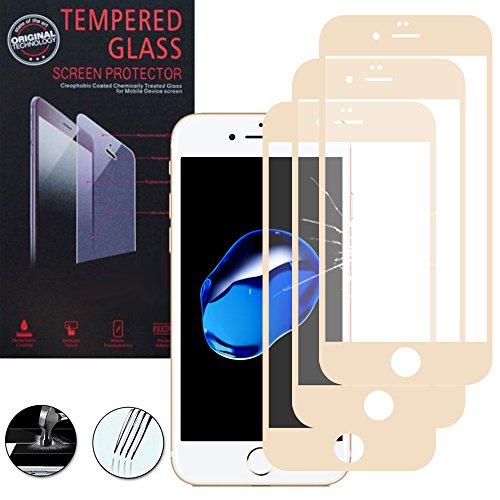 Vcomp-Shop® di alta qualità carri armati vetro temperato pellicola per Apple iPhone 74.7