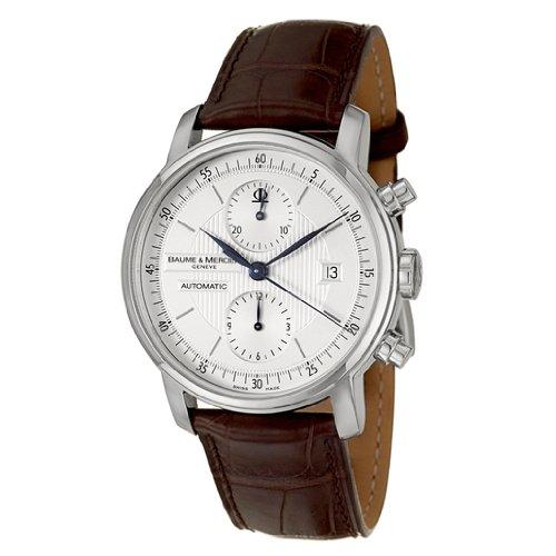 Baume & Mercier Herren-Armbanduhr Automatik - Mercier Und Band Baume Uhr