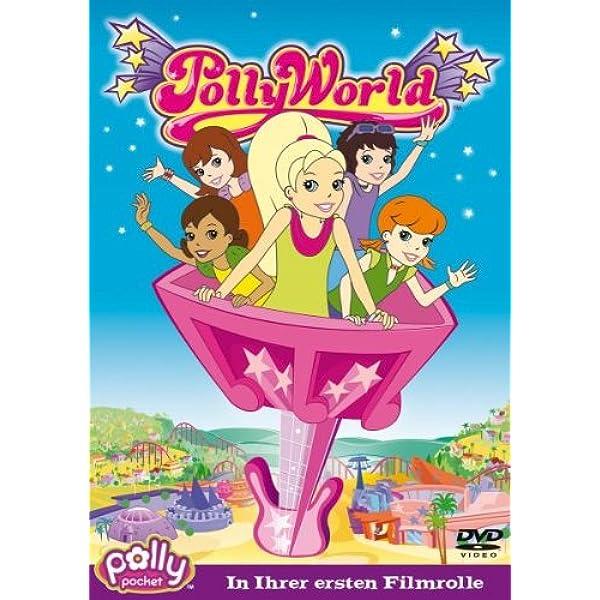 Polly World Polly Pocket In Ihrer Ersten Filmrolle Amazon De Bill Moore Dvd Blu Ray