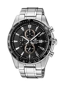 Reloj de caballero CASIO EDIFICE de cuarzo, correa de acero inoxidable color varios colores de Casio