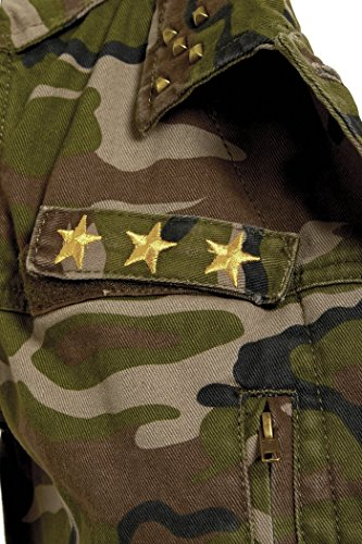 SS7 Nouvelles Femmes Sans manche Camouflage Veste, Tailles 36 à 44 camouflage