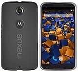 mumbi Schutzhülle Motorola Nexus 6 Hülle transparent