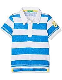 United Colors of Benetton Jungen Poloshirt H/S Polo Shirt