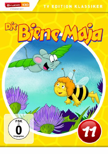 Die Biene Maja - DVD 11: Episoden 66-72