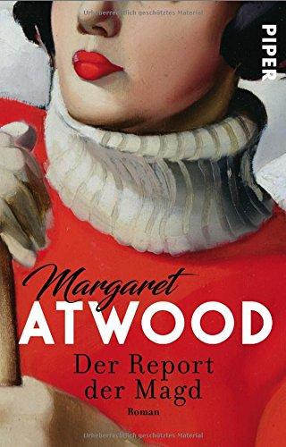 Buchseite und Rezensionen zu 'Der Report der Magd: Roman' von Margaret Atwood
