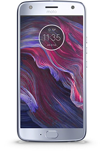 Moto X4 (Sterling Blue, 64 GB)